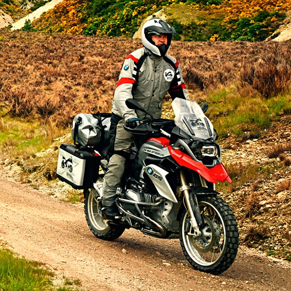 bmw motos adventure murcia
