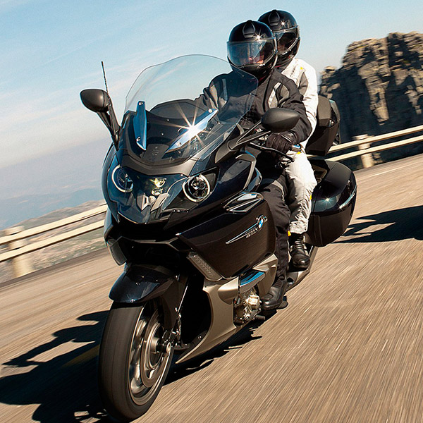 bmw motos tour murcia