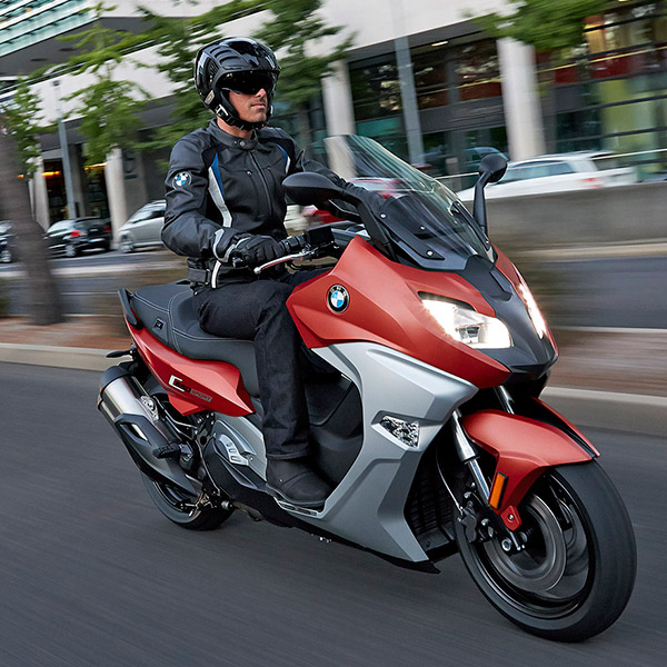 bmw motos urban murcia